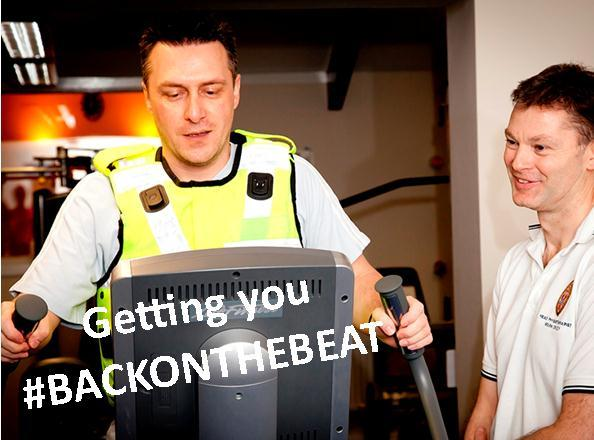 Getting you Back on the Beat