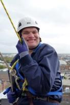 Extreme Abseil Challenge