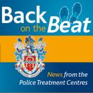 Back on the Beat Newsletter - Spring 2015